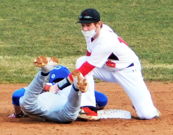 Honesdale's Paul Meagher is off to a stellar start and hopes to lead the Hornets to a Lackawanna League Division II title this spring.