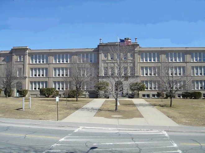 Elm Street School today.