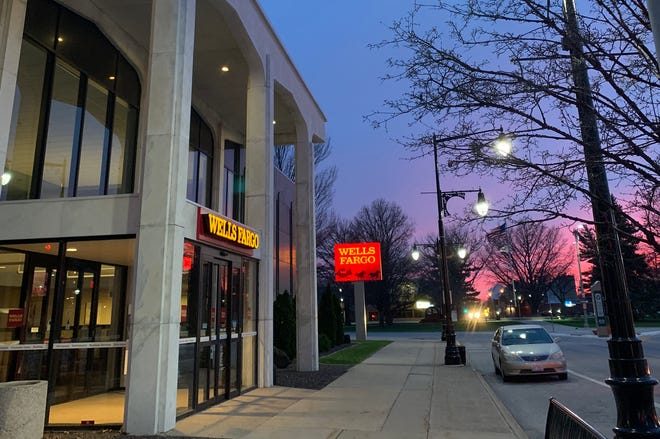Wells Fargo recently notified its customers via a letter that it will be permanently closing its downtown office, 50 E. Main St.,effective noon July 14.