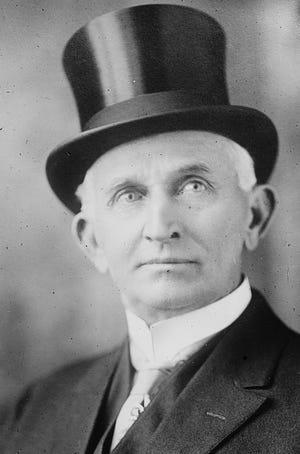 Captain William Jesse McDonald