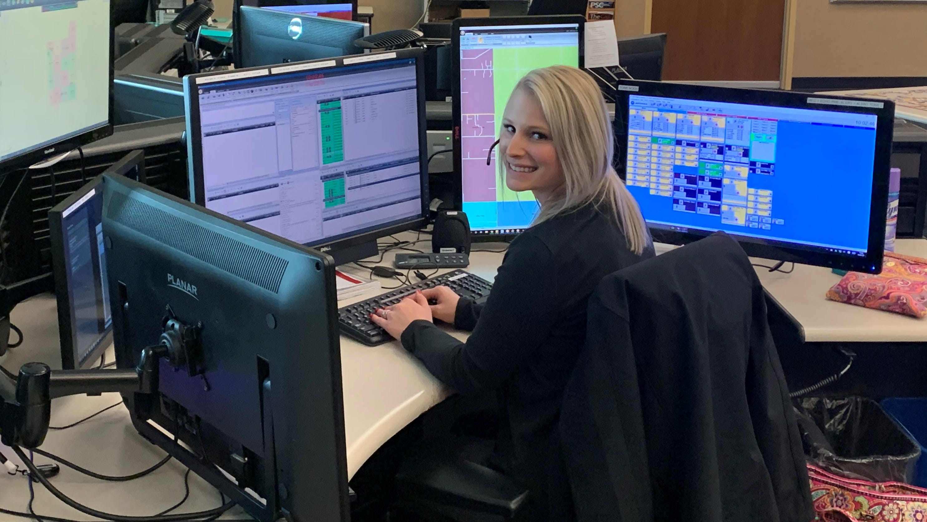Public safety dispatchers honored