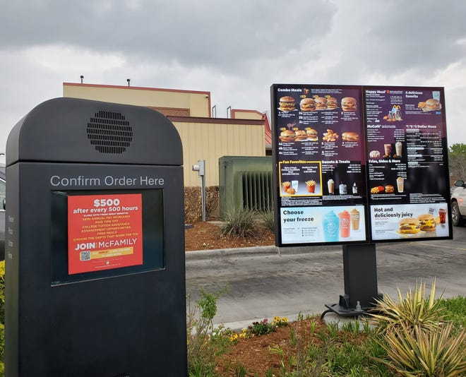 The McDonalds at 1300 E 2nd in Edmond is offering $500 bonuses for new employees after every 500 hours.