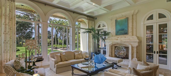 Greg Norman has paid $12 million for a house in Old Palm Golf Club in Palm Beach Gardens.