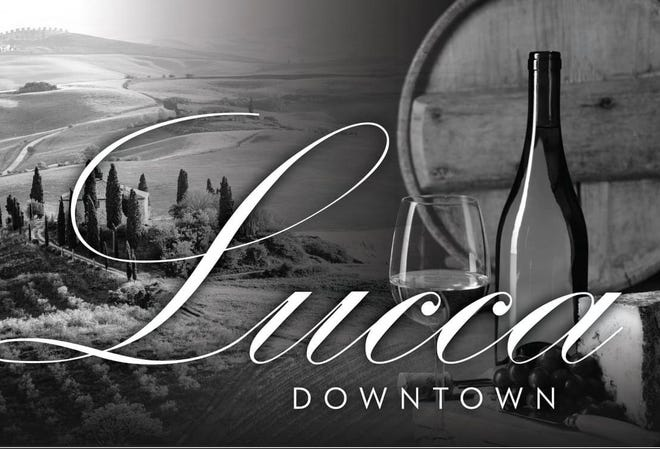 Lucca restaurant has reopened on Fourth Street NW in downtown Canton. Tony Ly, one of the partners, said the restaurant's food and vibe will remain largely unchanged.