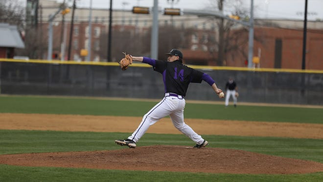 Tarleton's Justin Waltmon came in to relieve recording the win and a season-high six strikeouts while allowing no hits and no runs in his outing during Sunday's win. The Texans took their first WAC series win of the season as they shut out the Redhawks 3-0 in the series finale.