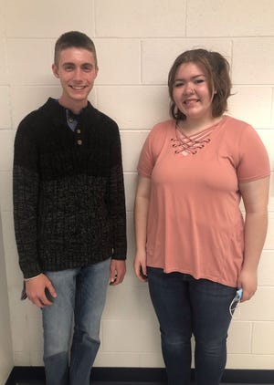 In All State Orchestra, Noah Drew made 2nd chair in oboe and Paden Guess made 1st chair in trombone.