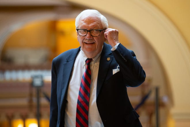 Kansas is moving forward with redistricting meetings as the state awaits county-level figures from the Census Bureau. Sen. Rick Wilborn, R-McPherson, is the chair of the Senate Redistricting Committee.