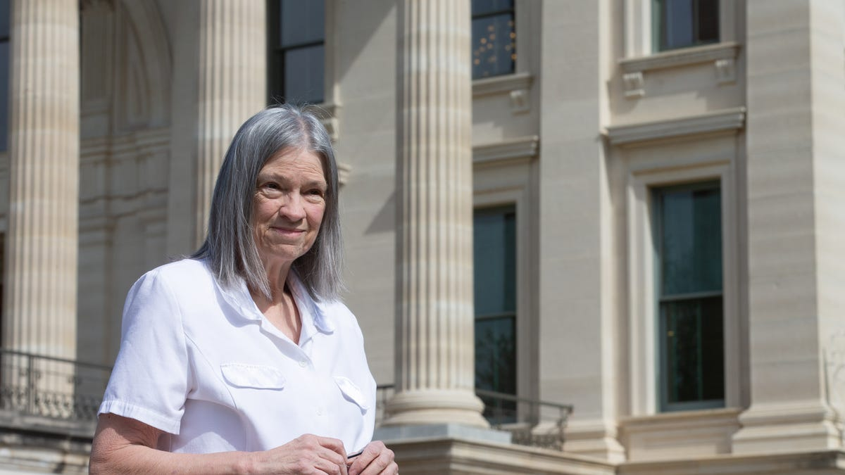Retired nurse Lana Kombacher is running for the 3rd District seat on the Topeka City Council