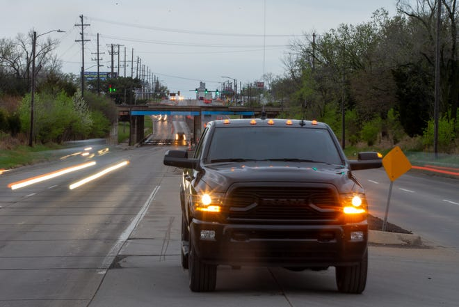 The 4400 block of S.W. Topeka Boulevard sees more traffic than any other non-highway section of roadway in Shawnee County, according to the updated Shawnee County traffic counts map published by the Kansas Department of Transportation.