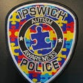 Ipswich Police Department announce autism awareness patch fundraiser