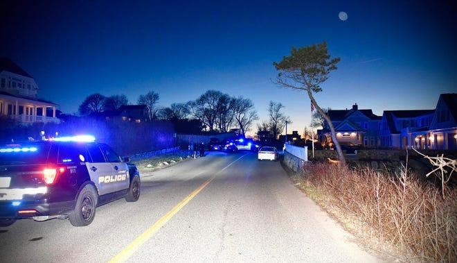 Cohasset Police responded to a motor vehicle crash on Jerusalem Road Thursday, April 8.