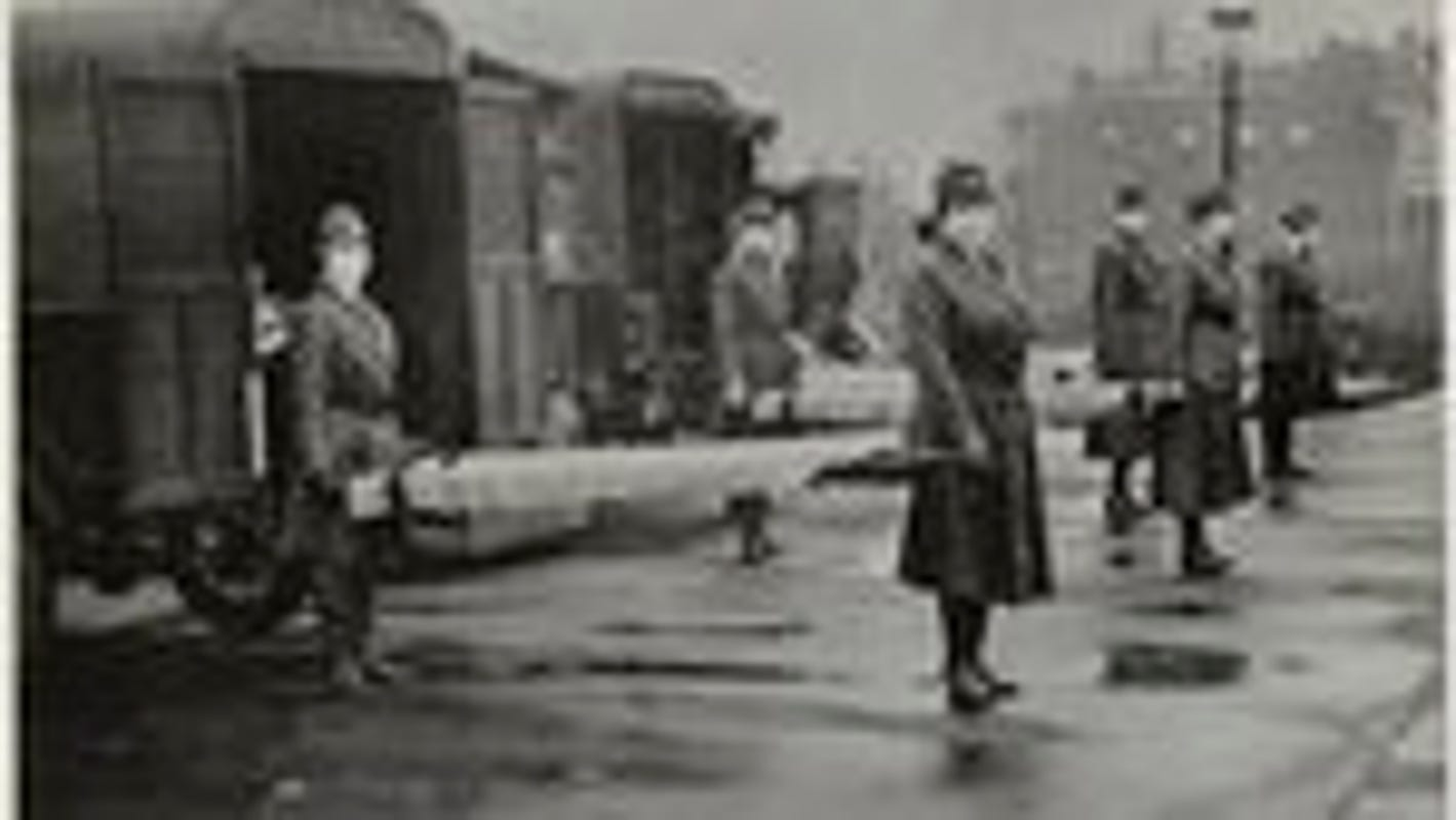 What was Vermont's vaccine effort like during the 1918 Spanish flu outbreak?
