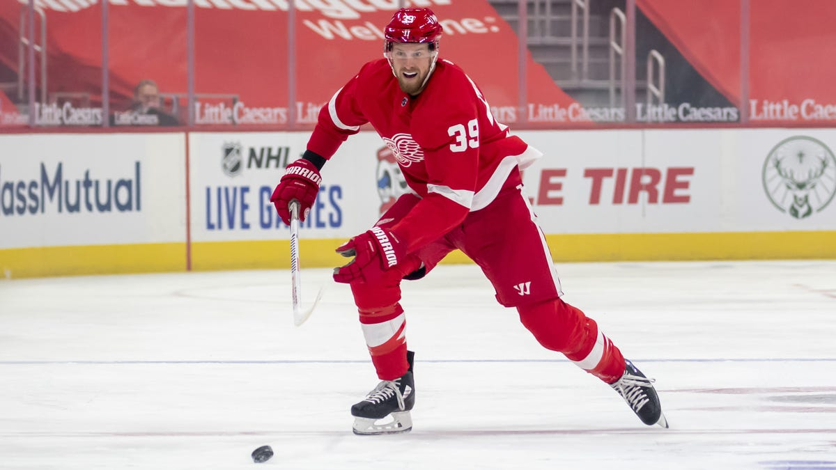 Red Wings send Anthony Mantha to Washington in blockbuster trade 1