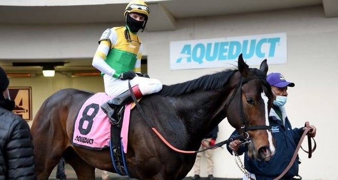 Weyburn, winner of the Grade 3 Gotham on March 6 at Aqueduct, will not run in the Kentucky Derby, the Daily Racing Form reported Monday.