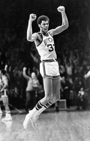 Milwaukee Bucks legend Kareem Abdul-Jabbar says his old team will win its second NBA title.