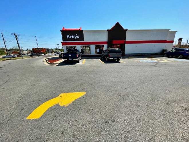 Arby's on Highway 62 East will reopen their lobby this week following a nearly four-week-long remodel.