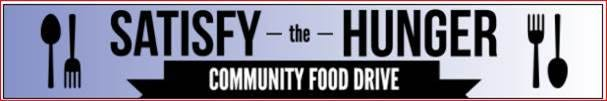 Satisfy the Hunger Logo