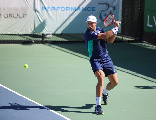 Steve Johnson is ranked No. 83 ranked player in the world and is the highest-ranked of the 23 men who received direct acceptance into the 32-player main draw for the Tallahassee Tennis Challenger