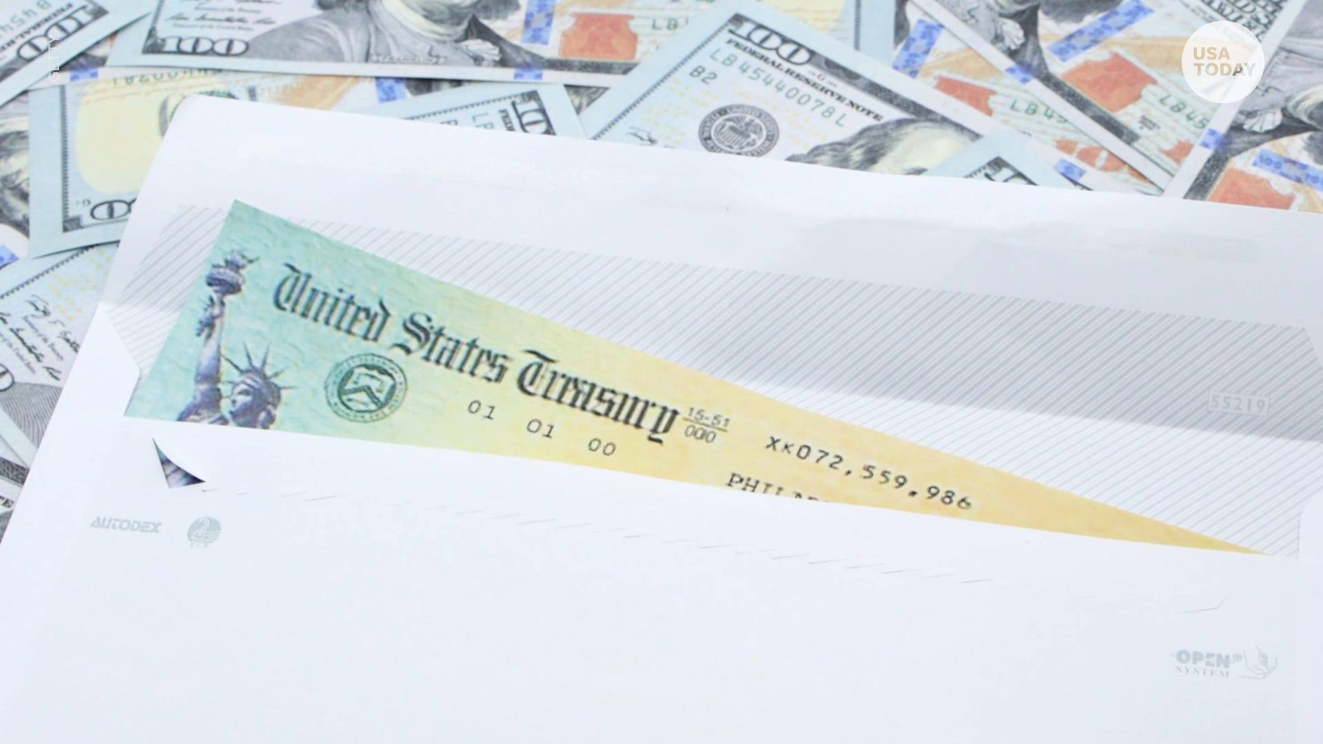 Another stimulus check and 'plus-up' payments coming soon for many Americans