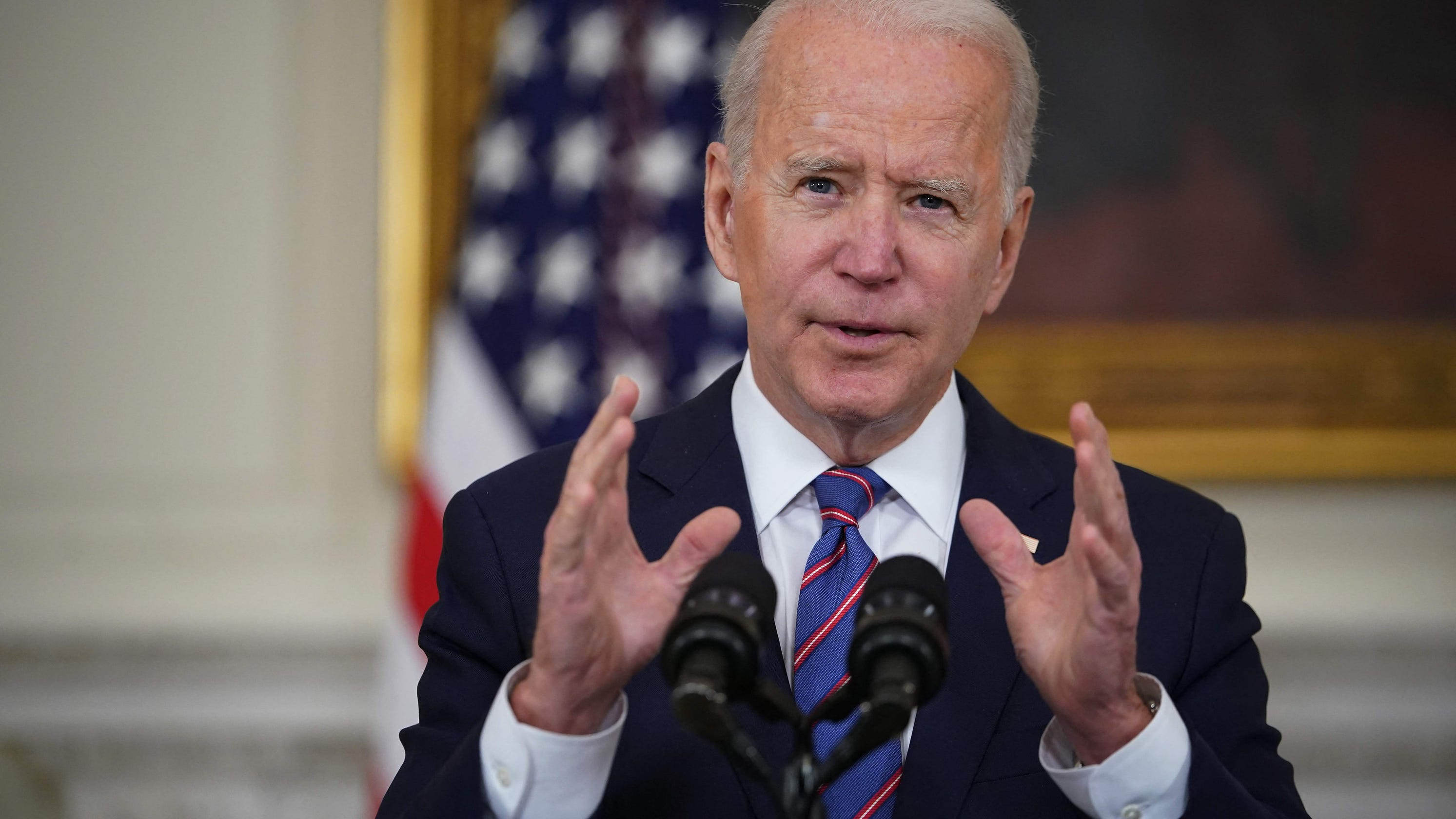 Biden can deliver historic economic progress if he stands firm on raising corporate taxes