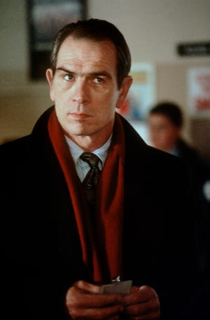 "Tommy Lee Jones would played a seasoned, ornery U.S. Marshall in ""The Fugitive."""