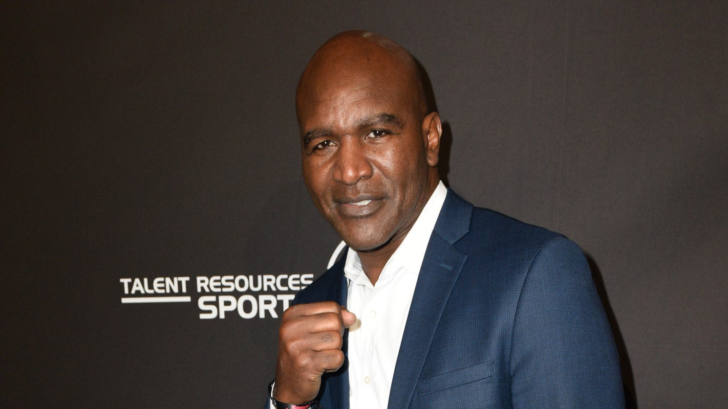 Evander Holyfield to fight Kevin McBride in June for legend's first bout since 2011