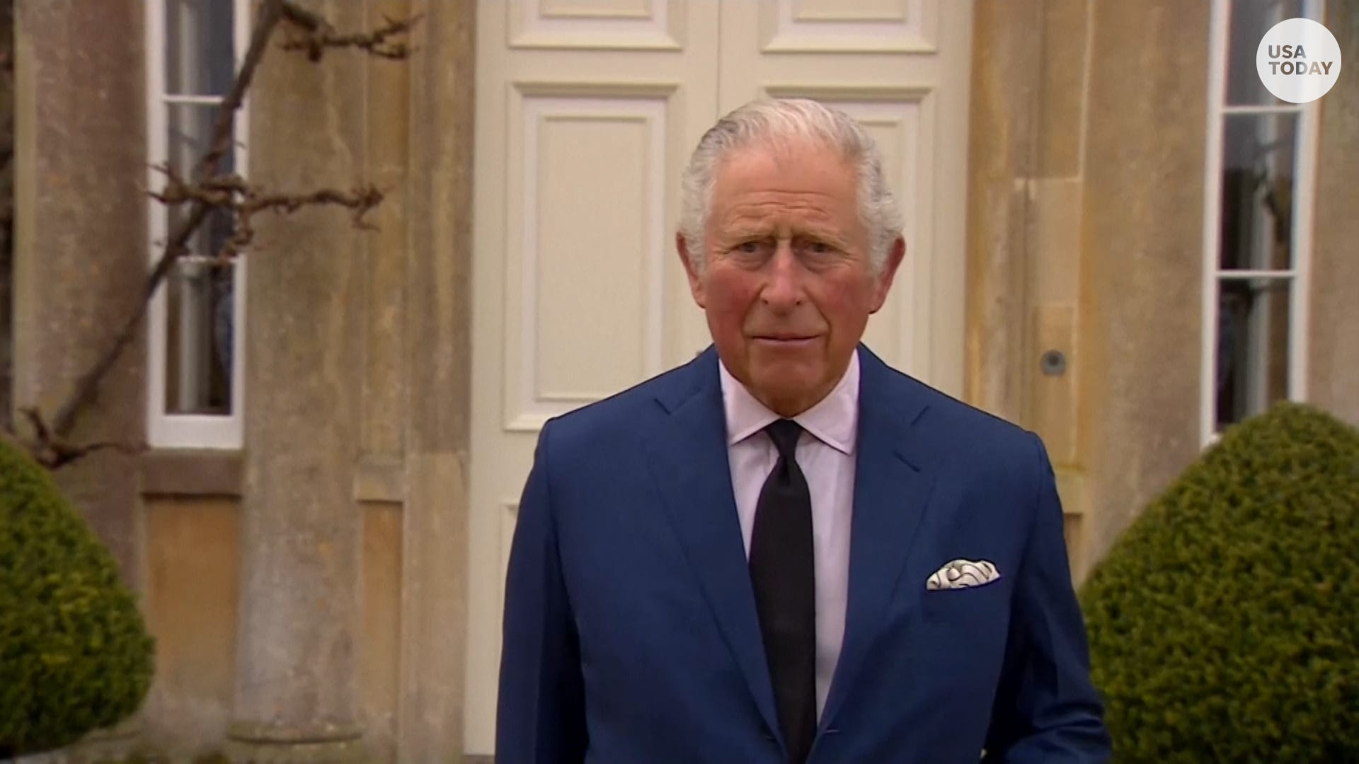 'Miss my father enormously': Prince Charles remembers the late Prince Philip