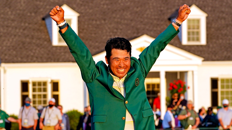 'Making Japan proud': Tiger Woods congratulates Hideki Matsuyama for history-making Masters win