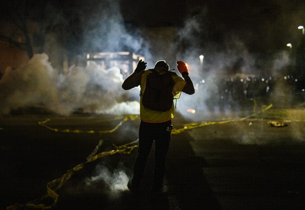 Daunte Wright police shooting: Body-cam; Taser; Brooklyn Center
