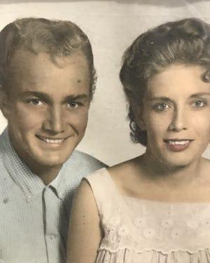 Mr. and Mrs. Troy Stinson
