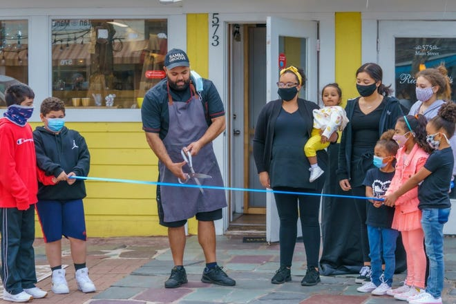 The Hyannis Business Improvement District welcomes Perry Lima Cafe to 573 Main St. with a ribbon-cutting ceremony. Hours are 7 a.m. to 3 p.m. daily; closed this Monday for Patriot's Day.