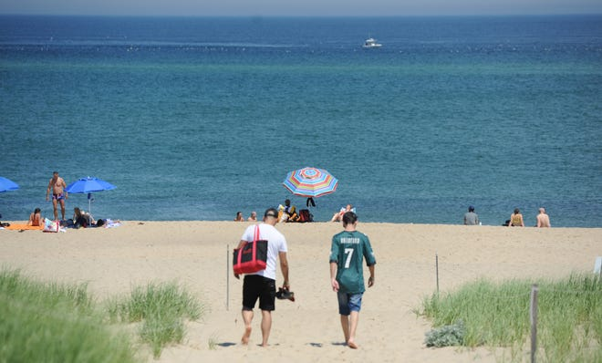 PROVINCETOWN -- Entrance fees at Race Point Beach and five other Cape Cod National Seashore beaches will be waived on August 4 and August 25, 2021.