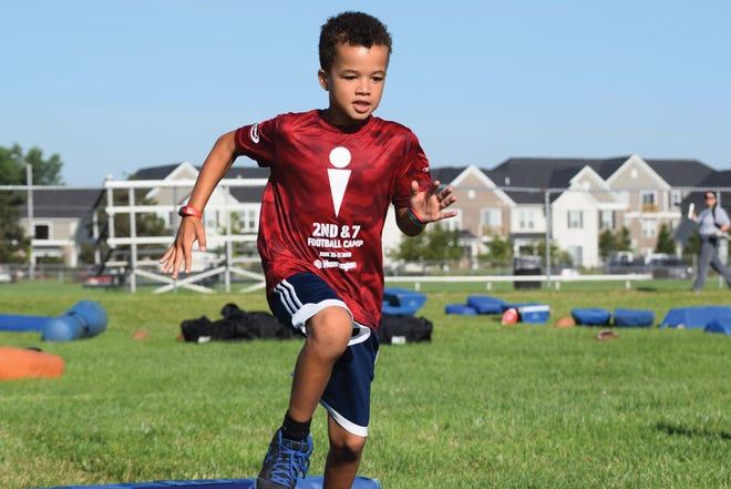The 2nd & 7 Foundation Football Camp