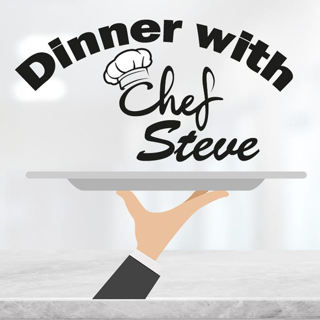 """Tickets go on sale April 16 for the """"Dinner with Chef Steve"""" upscale dining experience held at Boot Hill Casino & Resort Conference Center on Thursday, April 29 starting at 6:30 p.m."""