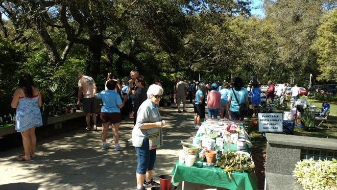 The Destin Garden Club presents its annual Plant Sale from 9 a.m. to noon May 1 on the grounds of the Destin Library. The plants for sale will include many from garden club members with a focus on Florida friendly plants — no invasive species. There will be a Master Gardner table with helpful information for everyone and club members will give tours of the Butterfly Garden at the library. All are welcome for a day of horticultural therapy.