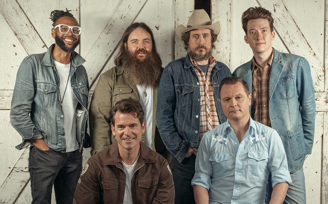 Old Crow Medicine Show is at the St. Augustine Amphitheatre for a limited capacity show  in May.