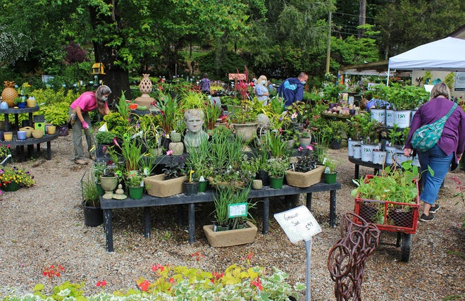Raymond's Garden Center is one of several stops on the Garden Jubilee Nurseries & Orchards Tour, to be held this Memorial Day weekend.