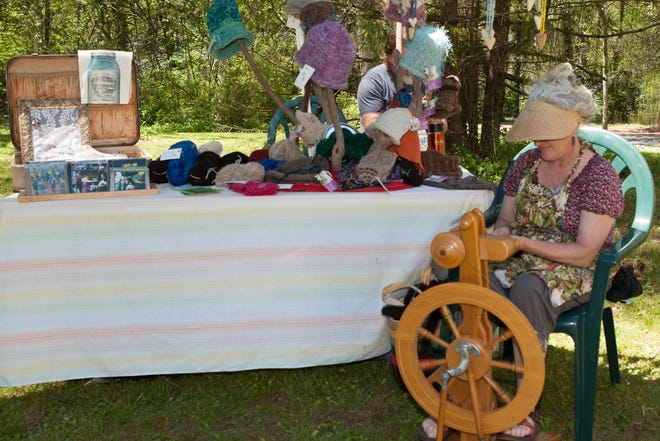 Historic Johnson Farm will host a Mother's Day Market on Saturday, May 8 from 10 a.m. to 4 p.m.