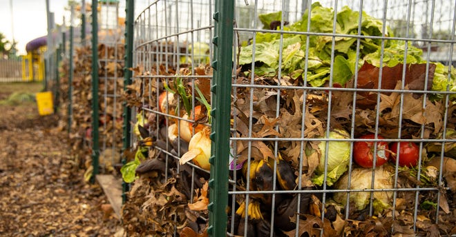 Composting is a great way to make good-quality soil for home gardening and to recycle biodegradable materials.