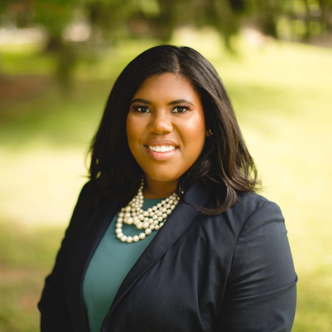 India Adams-Jacobs, Assistant to the City Manager, leaves Petersburg to become the Town Manager in Colonial Beach.