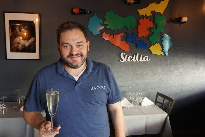 After being critically ill with COVID-19, Armando Bisceglia, owner of Bacco restaurant on Federal Hill in Providence, is out of the ICU at Rhode Island Hospital.