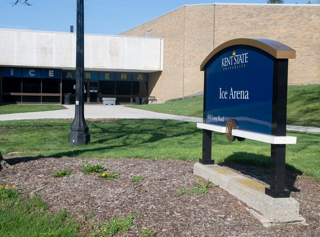 Kent State University is closing the recreational ice rink at the Kent State Ice Arena to open it up as practice space for the university's marching band.