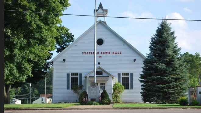 Suffield Town Hall
