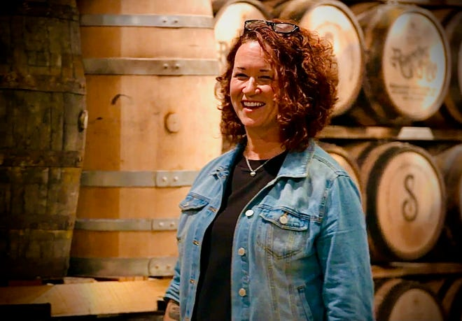 Carolina Beach resident Lisa Lowery appears on the new season of Discovery Channel's new season of Moonshiners: Master Distiller.