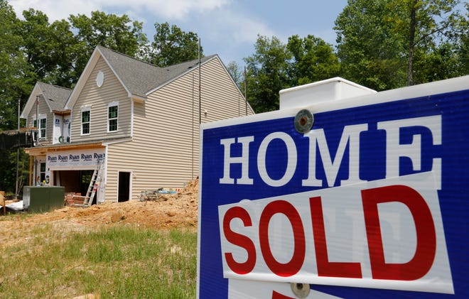 While many North Carolina cities are seeing a surge in housing demand, the large military bases near Jacksonville and Fayetteville are helping propel those markets to be among the hottest in the state.