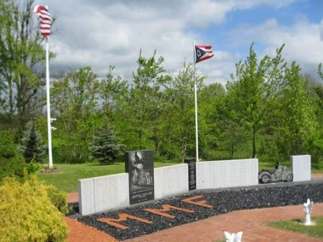The Motorcyclist Memorial Foundation plans to expand the monument to make room for 3,020 more names.