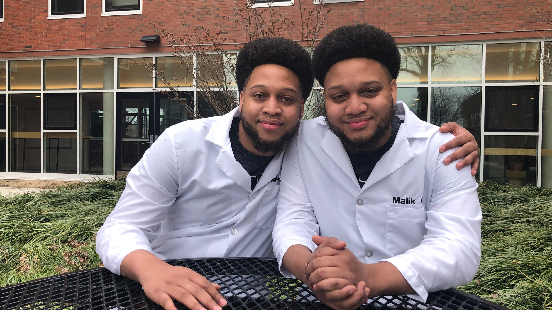 <b>TikTok</b> twins from Woodbridge go viral with STEM education thumbnail