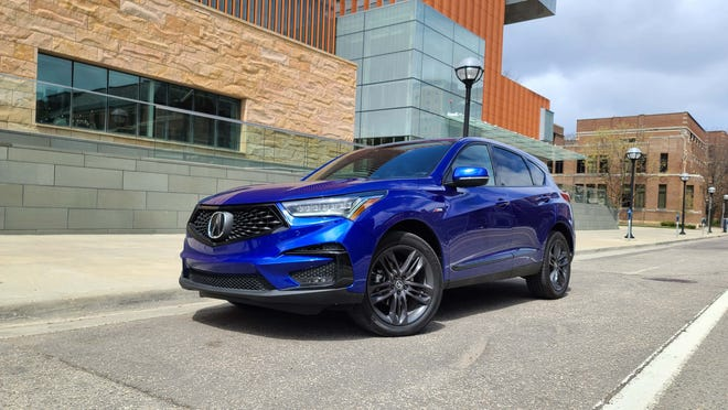 The 2020 Acura RDX A-Spec takes the standard RDX, adds AWD, sporty trim, and drive modes to create a fun compact ute for just $47k.