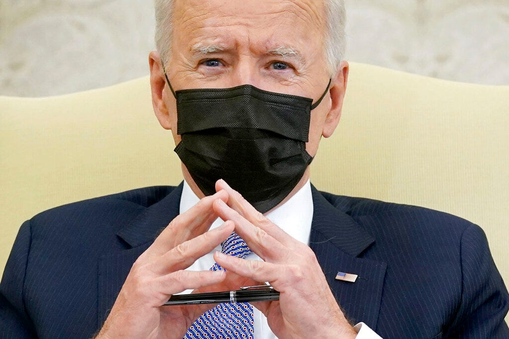 Biden aims for bipartisanship but applies stealthy pressure 1