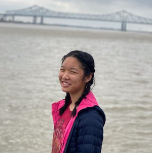 White Station High freshman Vivian Fan won the Mid-South American Voices Medal for the Scholastic Art and Writing Awards.